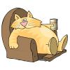Stop feeding fat cats