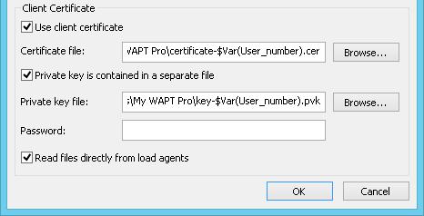 Editing Virtual User Profiles