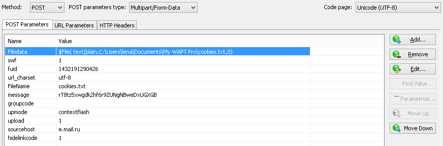 HTTP STATUS CODE=400 (BAD REQUEST) IN LOADRUNNER - API